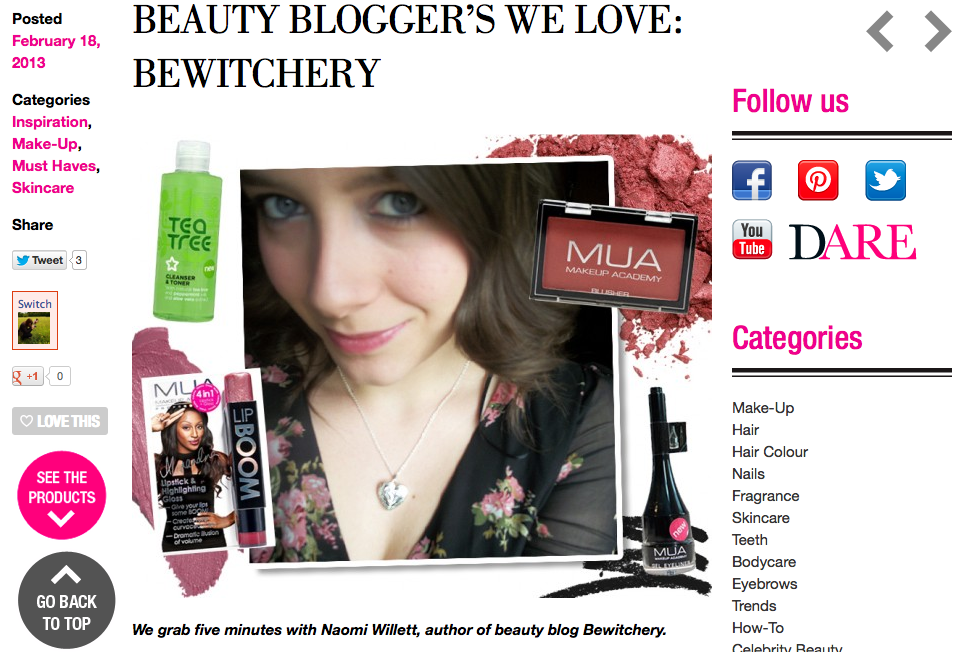 Superdrug screenshot