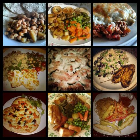 Veggie Meals
