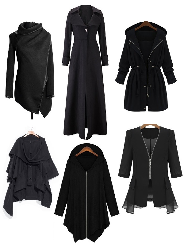 Bewitchery | Black Coats